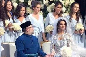5 điều chưa biết về quốc vương Malaysia mới cưới vợ hoa hậu trẻ đẹp