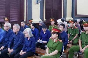 Xử vụ Vũ 'nhôm', bị cáo Trần Phương Bình: 'Bị truy tố là đúng'