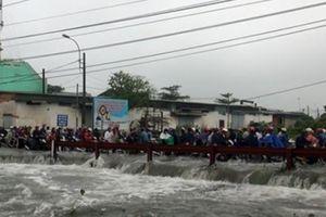Thanh niên bị nước cuốn trôi sau trận mưa kinh hoàng ở TPHCM là sinh viên