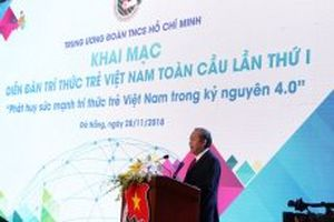 Phó Thủ tướng Trương Hòa Bình dự khai mạc Diễn đàn Trí thức trẻ Việt Nam toàn cầu