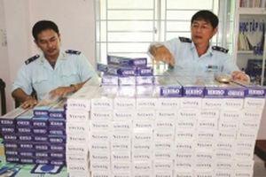 Bắt 1.430 vụ buôn lậu trong tháng 11