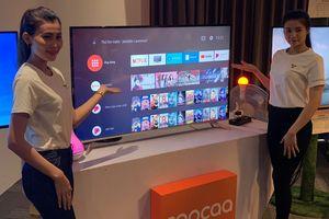 TV Coocaa bán độc quyền trên Lazada