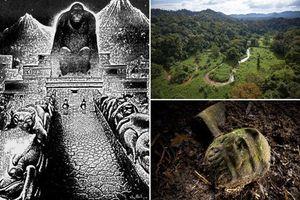 Bí ẩn lời nguyền rùng rợn về thành phố của thần Khỉ