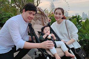 Sau 1 năm làm dâu nhà đại gia, HH Đặng Thu Thảo giờ ra sao?