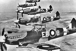 Vì sao Spitfire được coi là tiêm kích tốt nhất chiến tranh thế giới 2?