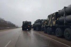 Sau xung đột với Ukraine, tên lửa chống tàu của Nga ùn ùn tiến về Kerch