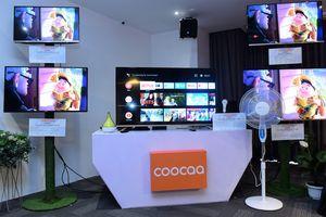 Thêm thương hiệu TV thông minh mới vào Việt Nam