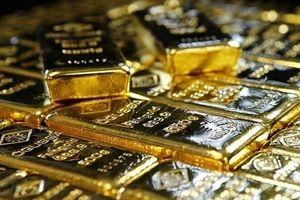 Giá vàng tiếp tục chìm lắng