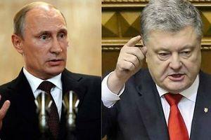 Tổng thống Ukraine cảnh báo 'chiến tranh toàn diện' với Nga
