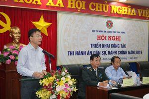 Bộ trưởng Lê Thành Long: Thi hành án tiếp tục phát huy 'kỷ cương, liêm chính, hành động, sáng tạo'