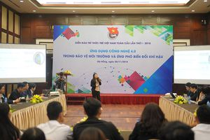 200 đại biểu trí thức trẻ thảo luận các vấn đề 'nóng' của đất nước