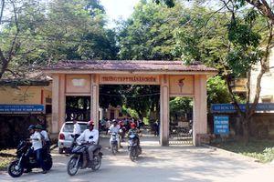 Giải thể trường THPT Trần Ân Chiêm: Huyện sẽ bỏ 100% tiền xây trường mới