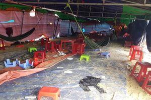 Đánh bạc ở Phú Yên 6 người bị tạm giữ