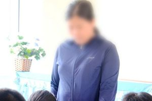 Nghi tự tử, cô giáo phạt tát học sinh 231 cái nhập viện
