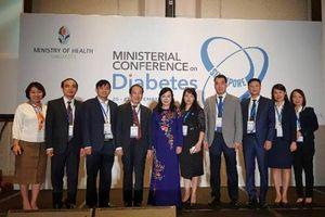 Hội nghị cấp Bộ trưởng về phòng chống bệnh Đái tháo đường