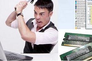 Thủ thuật tăng tốc laptop nhanh vèo vèo không mất một đồng