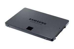 Samsung công bố dòng SSD giá rẻ 860 QVO, phiên bản 1TB chỉ 150 USD