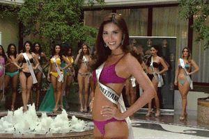 Sau phần thi bikini, Minh Tú được dự đoán xếp thứ 4 tại Miss Supranational