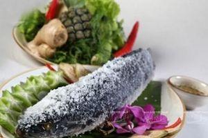 Cá 'hóa thạch' - Lựa chọn hàng đầu của các thực khách sành ăn