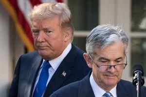 Tổng thống Mỹ Donald Trump tiếp tục chỉ trích Chủ tịch Fed