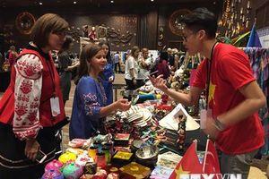 Ẩm thực và sản phẩm mỹ nghệ Việt Nam hút khách ở Thổ Nhĩ Kỳ