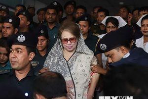 Bangladesh cấm cựu Thủ tướng Khaleda Zia tham gia tranh cử