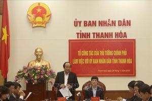 Thủ tướng yêu cầu Thanh Hóa khắc phục tình trạng bổ nhiệm thần tốc