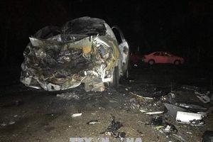 Đánh bom xe gần khu tổ hợp an ninh của Anh tại Kabul