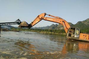 Thanh Hóa: Thủy điện Cẩm Thủy 1 tích nước, nhấn chìm tài sản doanh nghiệp khác