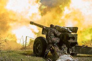 Quân đội Syria giáng đòn chí tử vào khủng bố, Idlib và Latakia chìm trong đạn pháo