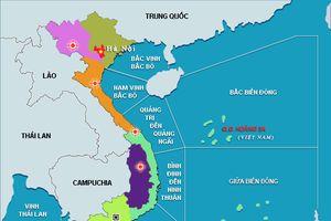 Miền Bắc nắng hanh, Trung Trung Bộ mưa lớn trên diện rộng