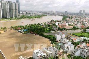 Tp. Hồ Chí Minh phát hiện hơn 1000 trường hợp xây dựng sai phép