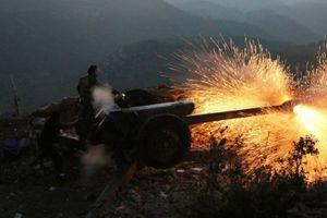 Chiến sự Syria: Quân chính phủ đập tan một cuộc đột kích của phiến quân tại Latakia