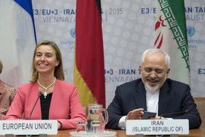 EU khẳng định duy trì thỏa thuận hạt nhân với Iran