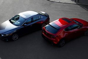 Mazda 3 2019 lộ diện đầy đủ cả 2 phiên bản