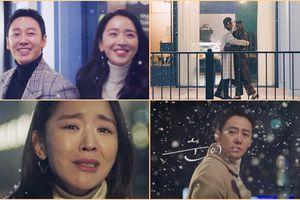 Kim Dong Wook mất trí nhớ, Shin Hye Sun khóc cạn nước mắt trong 'Snowfall' của G.o.d