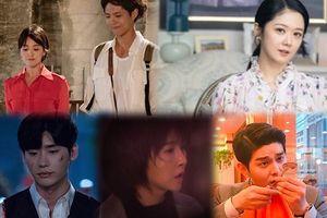 Đại chiến rating, Song Hye Kyo - Jang Nara và Lee Jong Suk đăng hình kêu gọi khán giả xem phim
