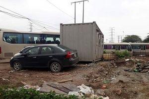 Huyện Thanh Trì: Công ty CPTM và DVTH Vinh Hạnh bị tố chiếm đất nông nghiệp làm bãi đỗ xe
