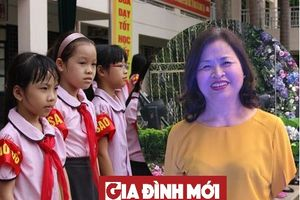 Nguyên Hiệu trưởng THCS Nghĩa Tân (Hà Nội): Nói trẻ hách dịch do 'sao đỏ' là chụp mũ