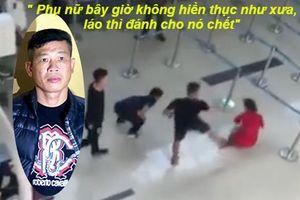 Kẻ đánh nhân viên hàng không Vietjet thanh mình thế nào?