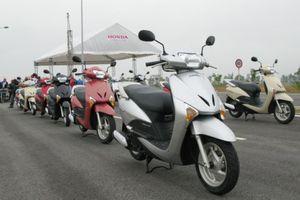 Những vụ triệu hồi xe máy Honda 'rúng động' tại Việt Nam