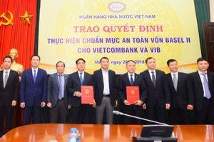 Vietcombank trở thành ngân hàng đầu tiên đáp ứng chuẩn mực Basel II tại Việt Nam