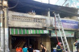 TP.HCM: Cháy lớn thiêu rụi nhiều tài sản trong hai căn nhà