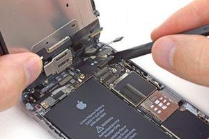 Kinh nghiệm đi thay mặt kính iPhone 6 để tránh bị luộc đồ