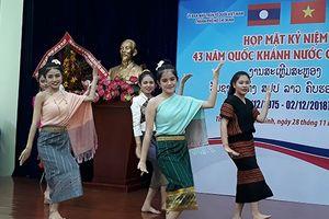 Vững tin vào tương lai của tình hữu nghị đặc biệt Việt-Lào