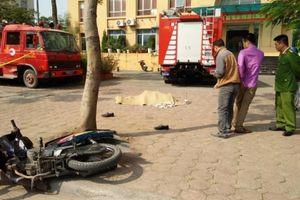 Danh tính nạn nhân tử vong sau va chạm với ôtô cảnh sát PCCC