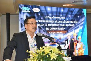 BlueScope Việt Nam: Nâng cao nhận thức về an toàn vệ sinh lao động tại các doanh nghiệp