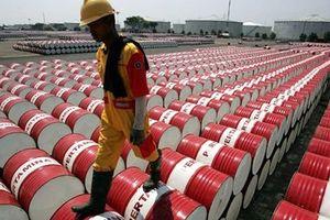 Giá dầu xuống mức thấp nhất trong vòng hơn 1 năm qua