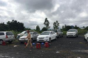 Cận cảnh khu lều trại quy tụ con bạc liên tỉnh về ăn thua ở Phú Yên