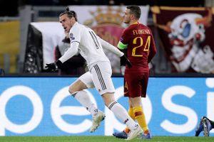 Song tấu Bale-Vazquez rực sáng, Real đánh bại AS Roma